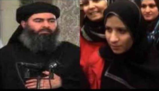IŞİD liderinin eski eşi Beyrut'ta yaşamak istiyor