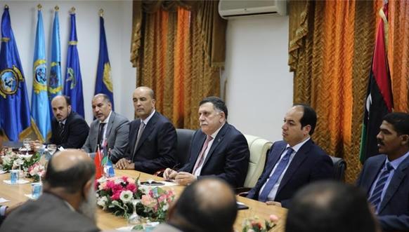 Trablus hükümeti göreve devam edecek