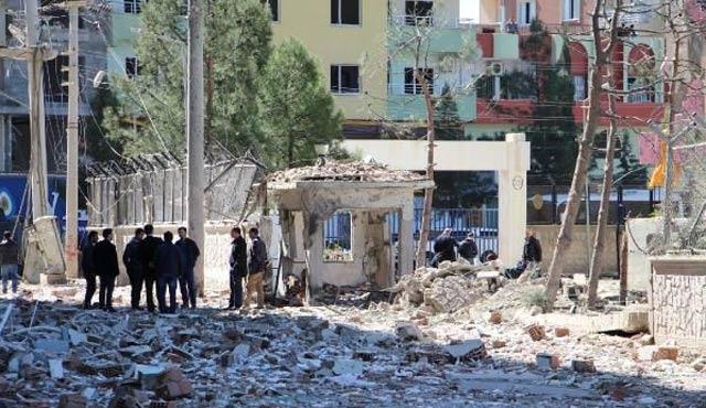 Kızıltepe saldırısının ardından   FOTO