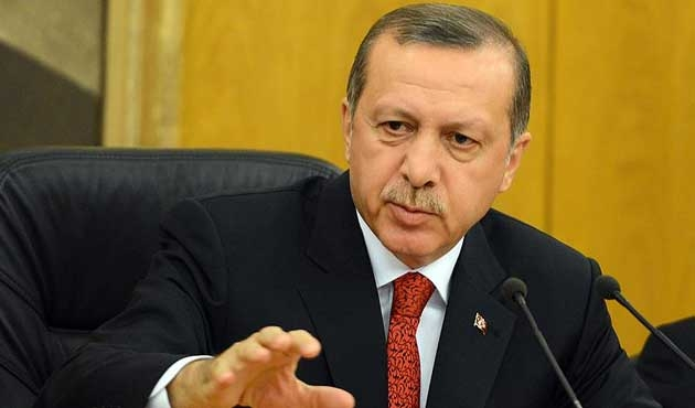 Erdoğan: PKK, YPG, ASALA ve Paralel yan yanaydı