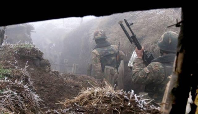 Ermenistan'dan bir günde 100 ateşkes ihlali