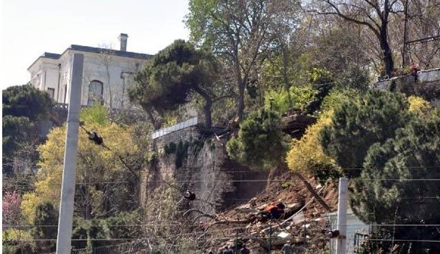 Gülhane Parkı'ndaki göçükte iki kişi öldü