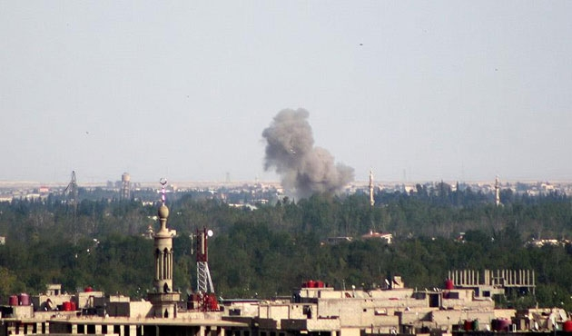 Nusra Cephesi yöneticilerinden Ebu Firas öldürüldü
