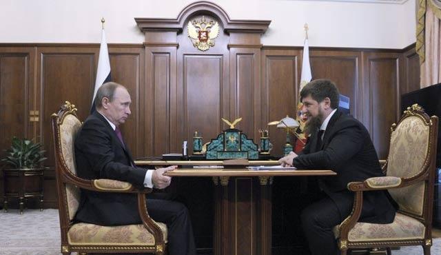 Çeçen Lider Kadirov, Esad'ı ziyaret edecek