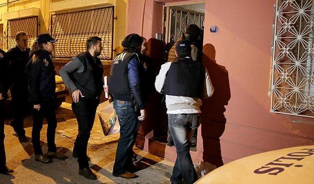 İzmir'de bombalı saldırı hazırlığındaki MLKP'ye operasyon