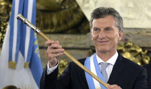Arjantin liderinin de offshore hesabı varmış