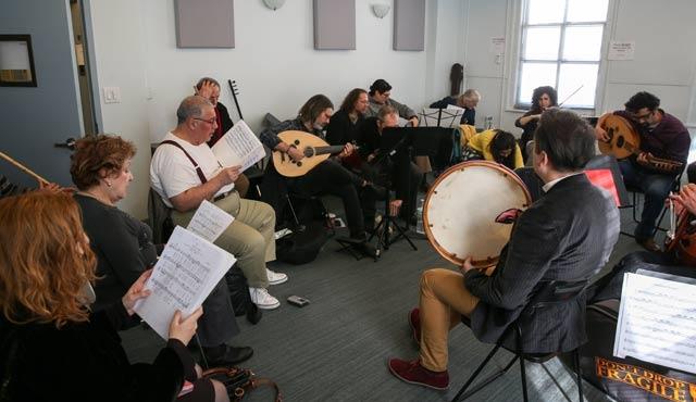 New York'ta Türk musikisi elçileri