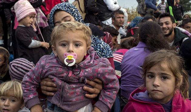 Almanya sığınmacıların 350 bin avrosuna el koymuş