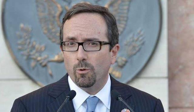 ABD'den PYD'ye elçisini yalanlayan sevkiyat