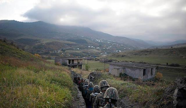 Rusya ve İran, Dağlık Karabağ için atakta