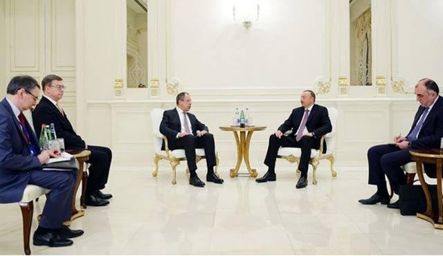 Lavrov'dan Karabağ açıklaması: Çözüme yakınız