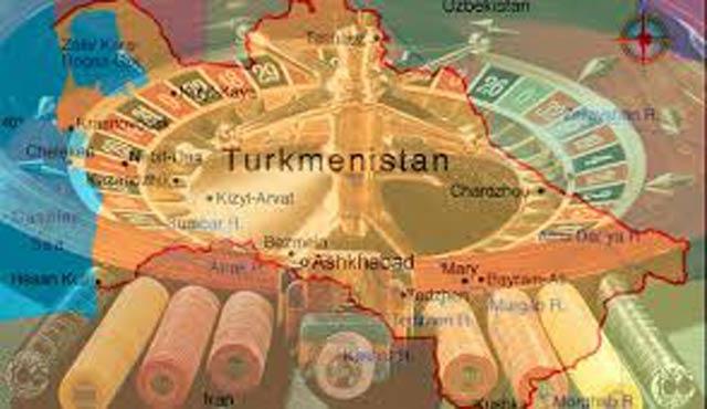 Türkmenistan'da kumar reklamı yasaklanıyor