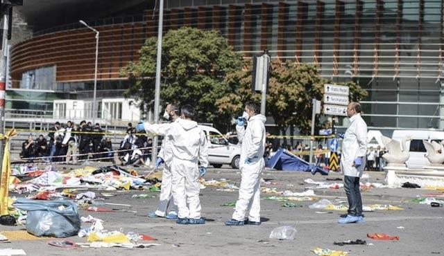 Ankara saldırısı ile ilgili bir kişi daha yakalandı