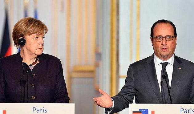Hollande'dan 'Schengen prensipleri' çağrısı