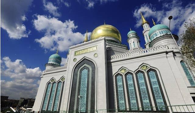 Moskova Merkez Camii'nde mushaf sergisi