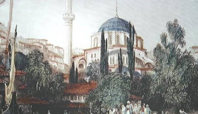 Asırlar öncesinin İstanbul'una yolculuk
