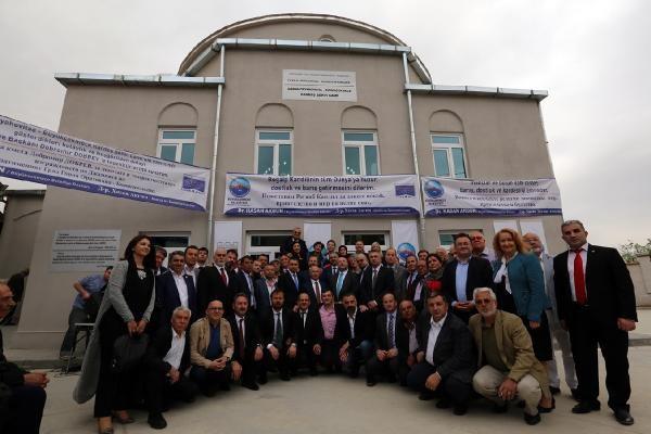 Büyükçekmece Belediyesinden Bulgaristan'a cami