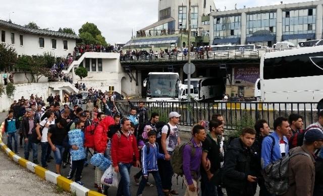 Suriyeli mülteciler en çok Urfa ve İstanbul'da