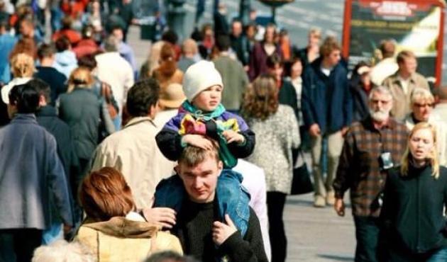 Rusya'da Rus nüfusun geleceği tehlikede