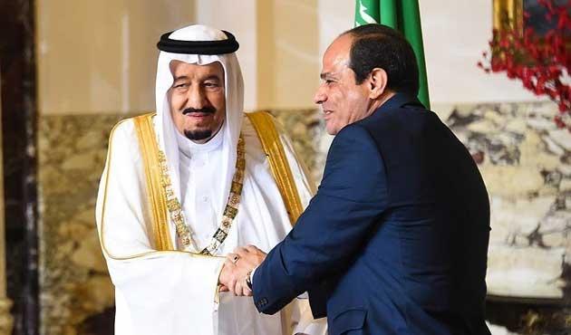 Suud kralı, Türkiye ile Mısır için arabulucu mu?