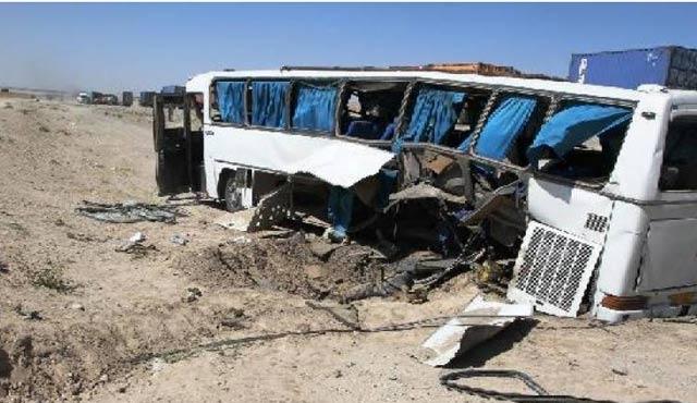 Afganistan'da askere intihar saldırısı: 12 ölü