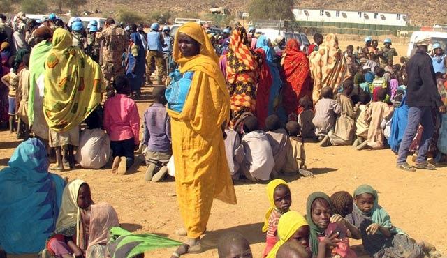 Darfur geleceğini oyluyor...