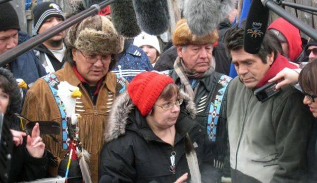 Kanada'da yerli kabilelerde toplu intihar girişimleri