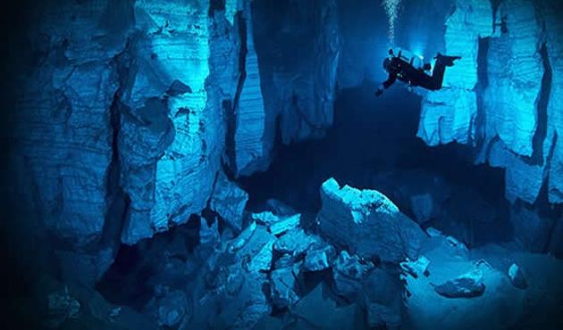 Yer kabuğunun altında dev okyanus keşfedildi
