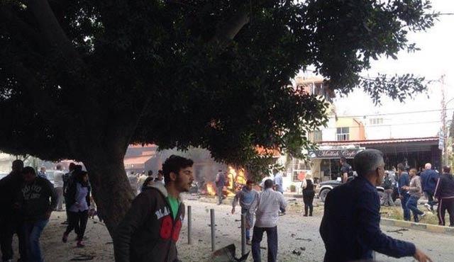 Lübnan'daki patlamada el Fetih lideri öldü