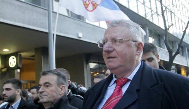 Polis: Seselj Kosova'ya gelirse tutuklanacak