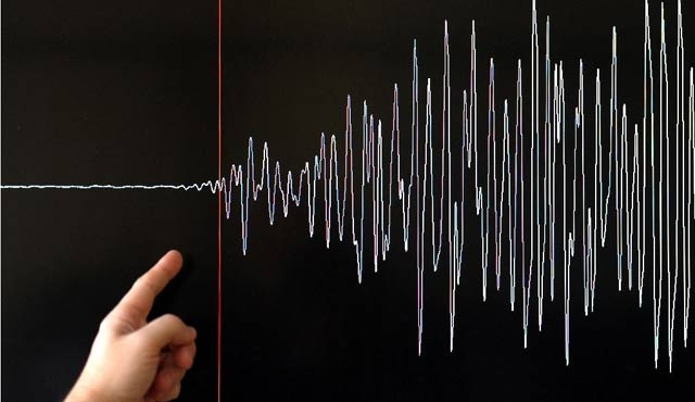 Japonya'da 6,4 şiddetindeki deprem korkuttu
