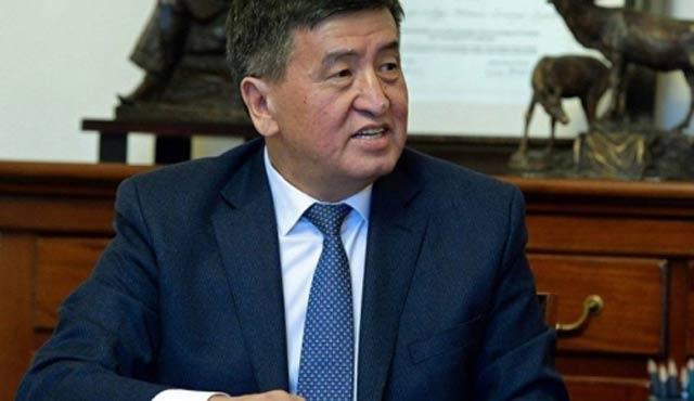 Kırgızistan'da yeni başbakan seçildi