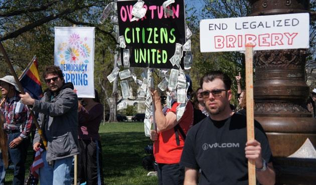 ABD'deki gösterilerde 700 kişiye gözaltı