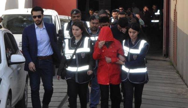 Gaziantep'te gayrimenkul çetesine 23 tutuklama
