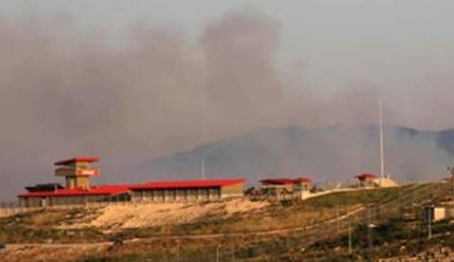 Sınırdan kaçak geçmeye çalışan 57 Iraklı yakalandı