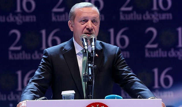 Erdoğan: Bizi İslam birleştiriyor