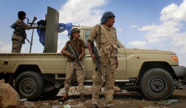 Suudi Arabistan'ın Yemen sınırında saldırı