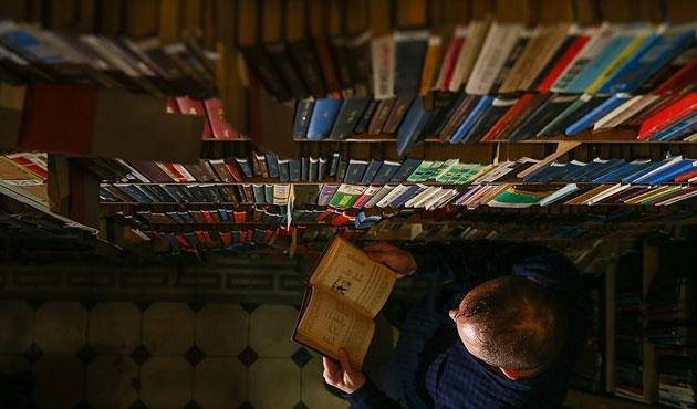 Türkiye'de 2015'te 50 bin kitap yayımlandı