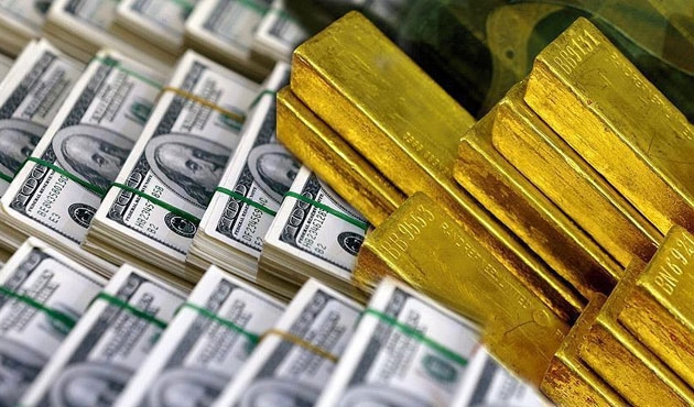 Dolar 2,93 TL bandına çekildi