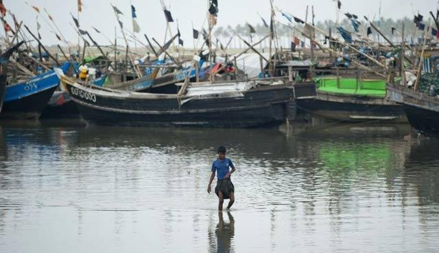 Ölüm yolculuğuna zorlanan Arakanlıların teknesi battı