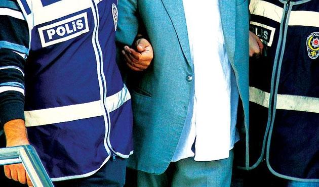 Mersin'de eski polis şefi 'Paralel'den gözaltında
