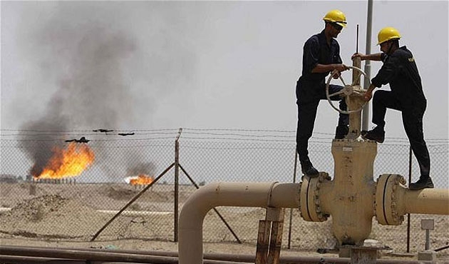 Irak petrolünün geleceği 'İngiltere'de' görüşüldü