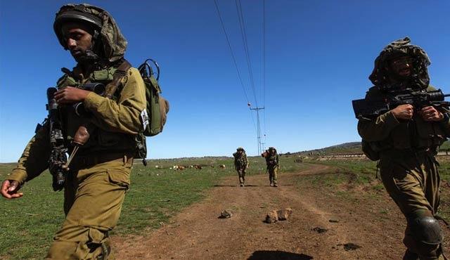Lübnan'ın İsrail sınırında mayın patladı