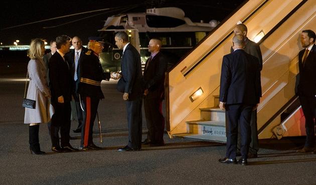 Obama'dan son Avrupa ziyareti