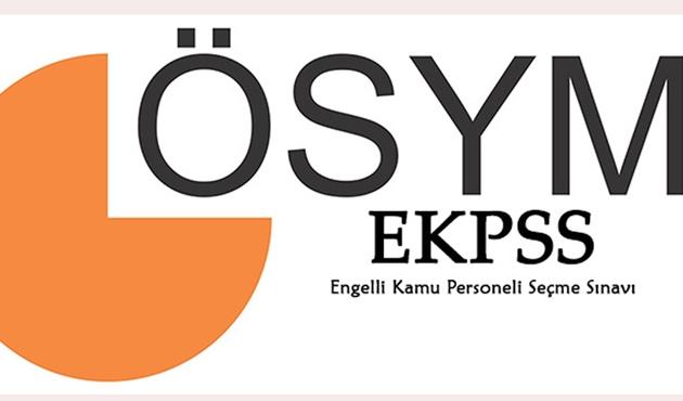 EKPSS 2016 sınav sonuçları açıklandı