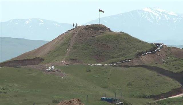 Azerbaycan 2 bin hektarlık alanı işgalden kurtardı