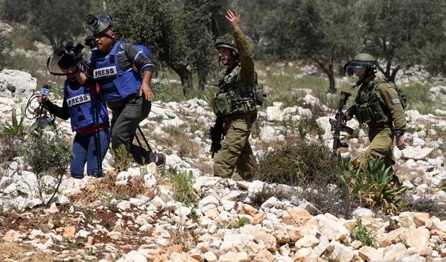 İsrail'den Filistinli gazeteciye hapis cezası