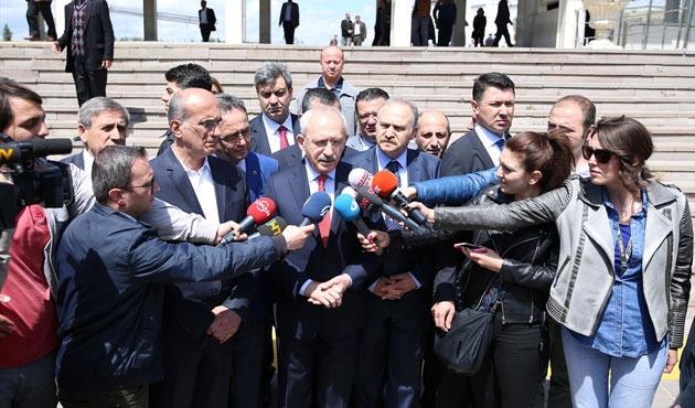 Kılıçdaroğlu vekillerini 'Evet' için ikna etmiş