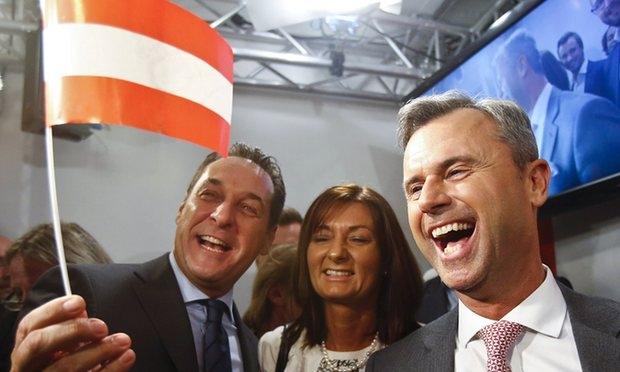 İki Avusturya, iki Avrupa?