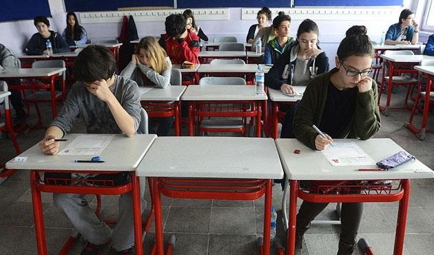 TEOG mazeret sınavı soruları yayınlandı